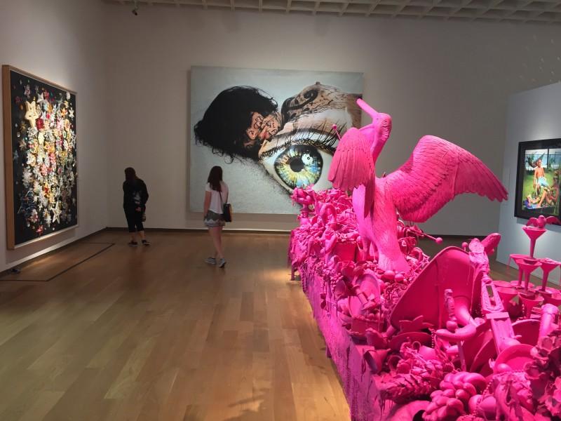 Carlos Betancourt, Times of Illuminations (2017), Orlando Museum of Art (2018)