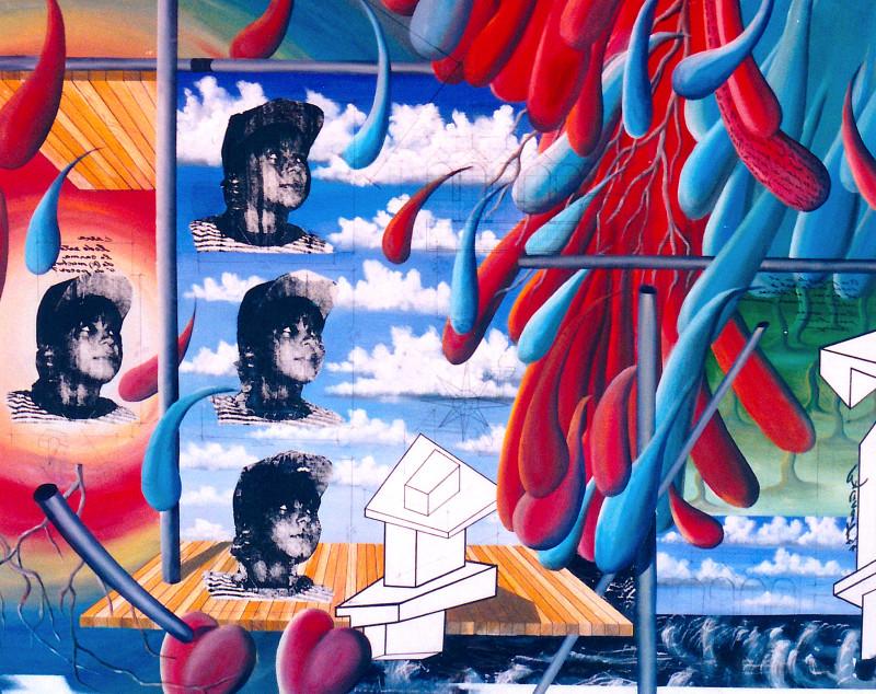 Carlos Betancourt, Viaje y Destino de Raiza la Balsera , 1993