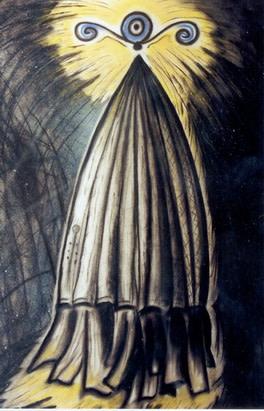 Carlos Betancourt, After Halloweens Dream, 1997, 1997