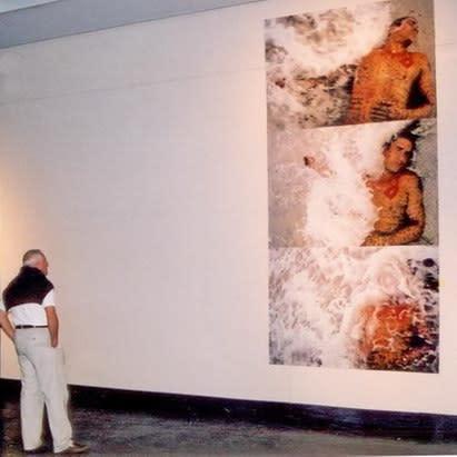 Carlos Betancourt, J. Johnson Gallery Exhibit Detail, 2002, 2002