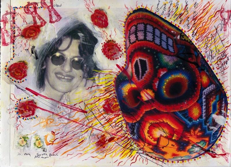 Carlos Betancourt, Sandra and Skull, 1980