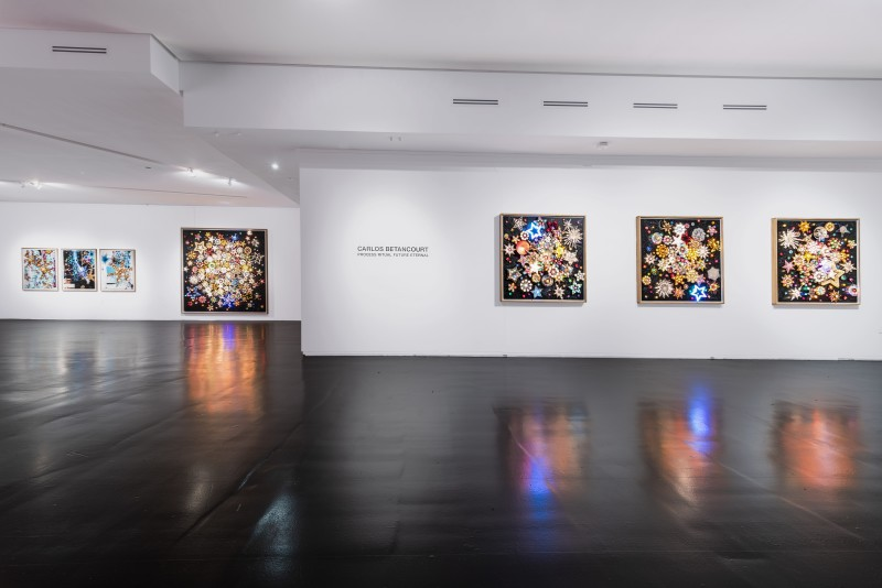 Carlos Betancourt, Times of Illuminations and Times of Illuminations II, III, IV, 2018