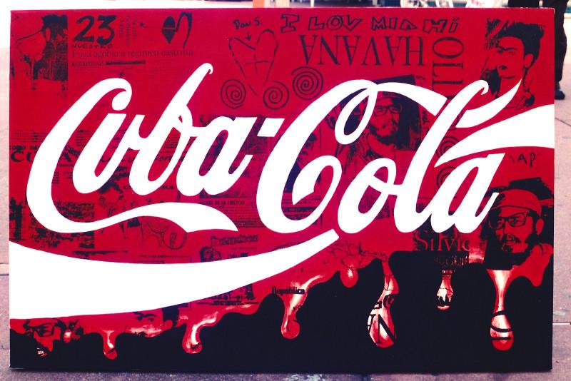 Carlos Betancourt, Cuba-Cola, 1992-1994