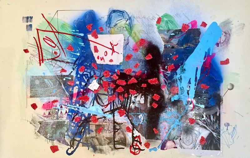 Carlos Betancourt, Untitled (Large Sketches I), 2013