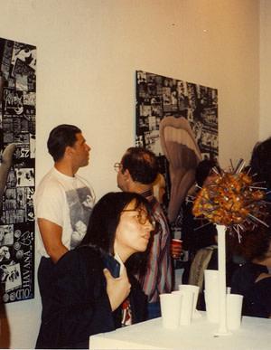 Carlos Betancourt, Untitled (La comida, detail), 1992-1994