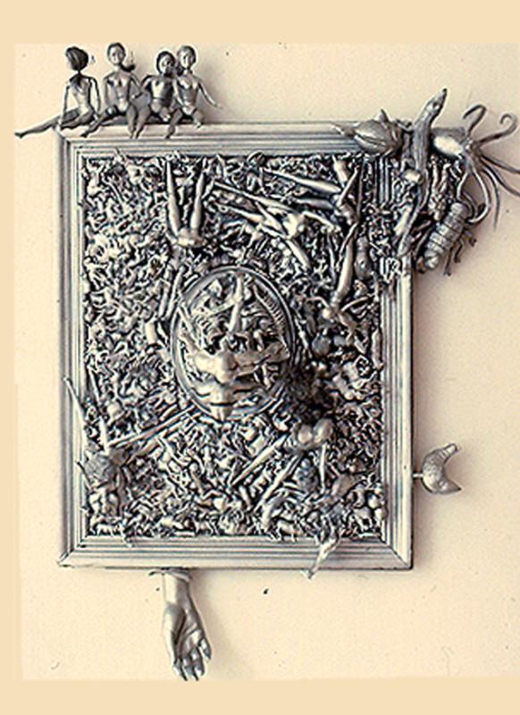 Carlos Betancourt, Assemblage II, 1992