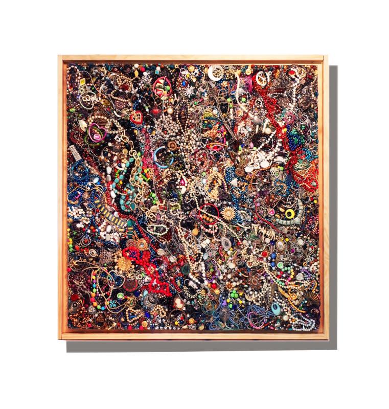 Carlos Betancourt, Disposable Memories (II), II, 2017