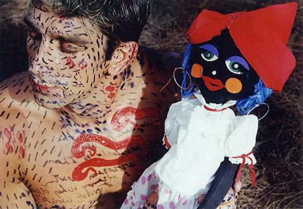 Carlos Betancourt, Portrait of a Dream, 2002, 2002