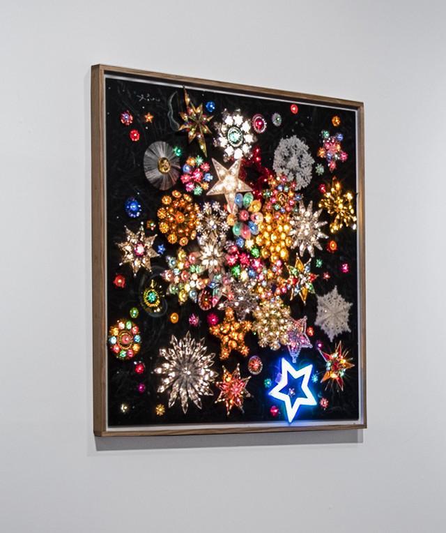 Carlos Betancourt, Times of Illuminations II, 2018