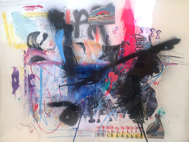 Carlos Betancourt, Untitled (Large Sketches III), 2013