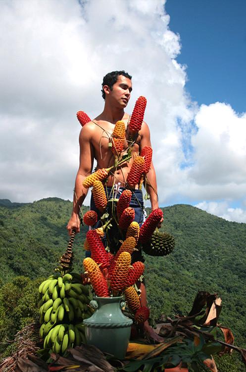 Carlos Betancourt, Sunday Afternoon in El Yunque ( After EL Pan Nuestro de Cada Dia by Ramon Frade de Leon ), 2008, 2008