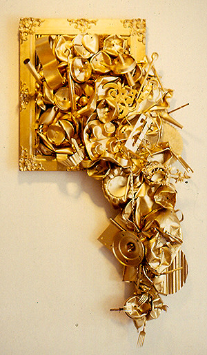 Carlos Betancourt, Assemblage IV, 1992