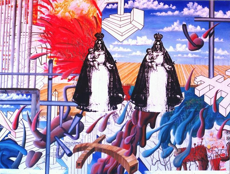 Carlos Betancourt, Fracturism Cultura Fracturada, 1993, 1993