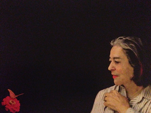 Carlos Betancourt, Joan Quinn y la Mariposa, 2011