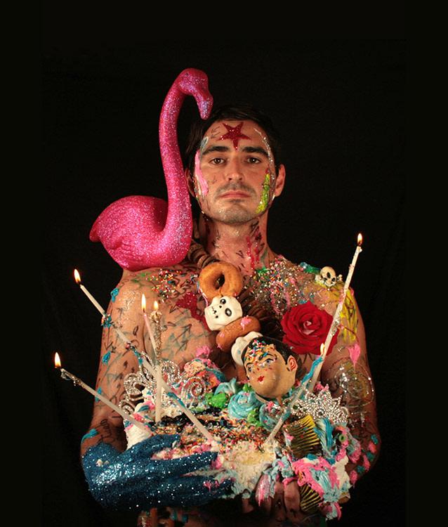 Carlos Betancourt, Background Series, Jose, 2007, 2007