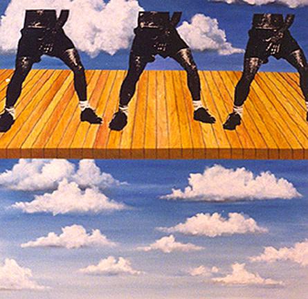 Carlos Betancourt, Los tres Juanes, 1993-1994, 1993