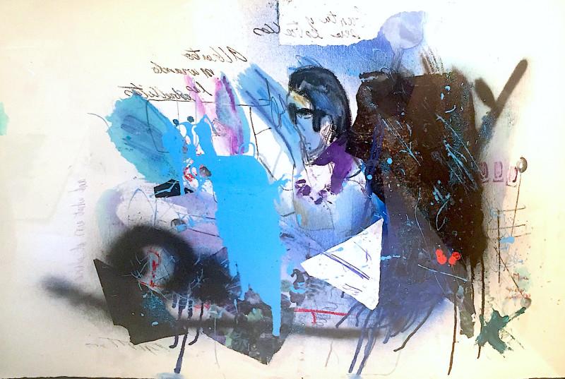 Carlos Betancourt, Untitled (Large Sketches II), 2013