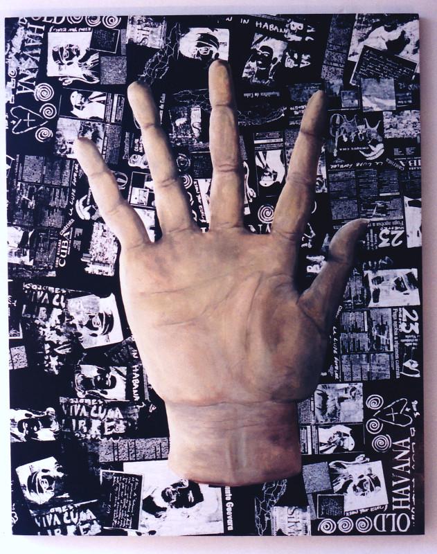 Carlos Betancourt, La Mano, 1992-1994