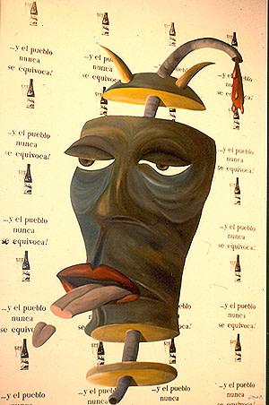 Carlos Betancourt, El Pueblo, 1992-1994