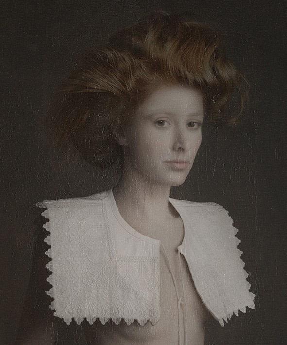 Isabelle van Zeijl, Supermodel I, 2015