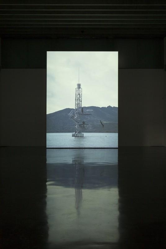 Noémie Goudal, Diver, 2014