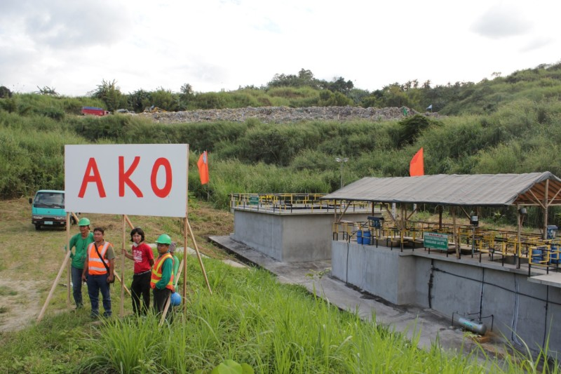 Yoshinori Niwa, Selling the right to name a pile of garbage, 2014