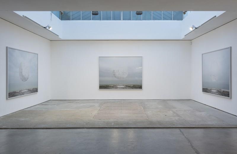 Noémie Goudal, Stella Nova (Triptych), 2016