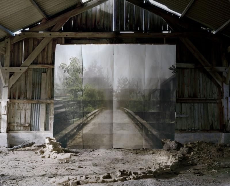 Noémie Goudal, Les Amants (Promenade), 2009