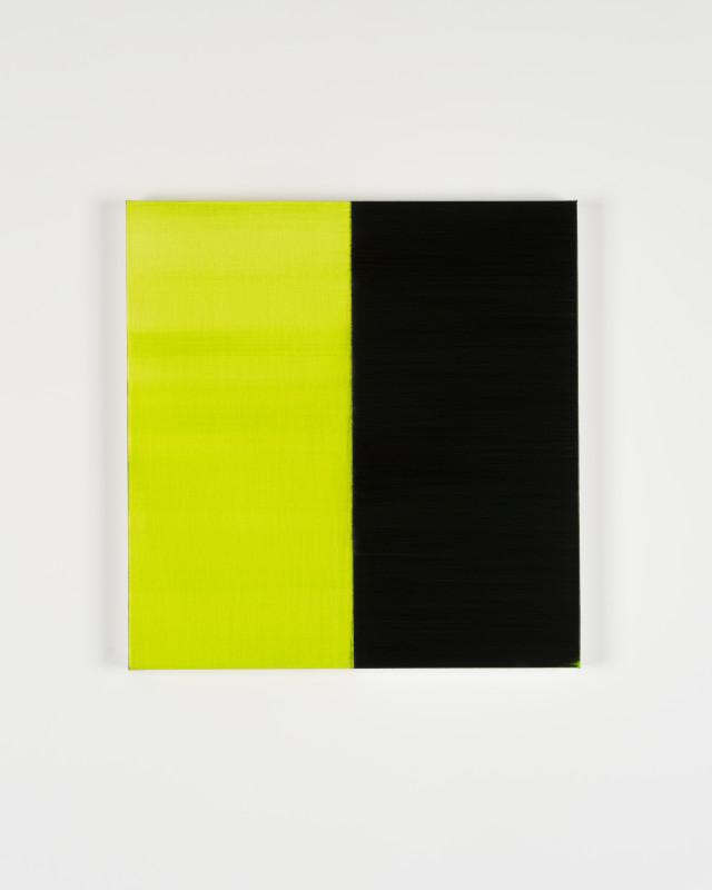 CALLUM INNES, Untitled Lamp Black No 8, 2019