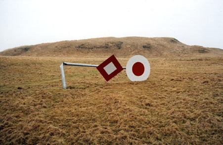 ÓLAFUR ELÍASSON, Icelandseries # 13, 2005