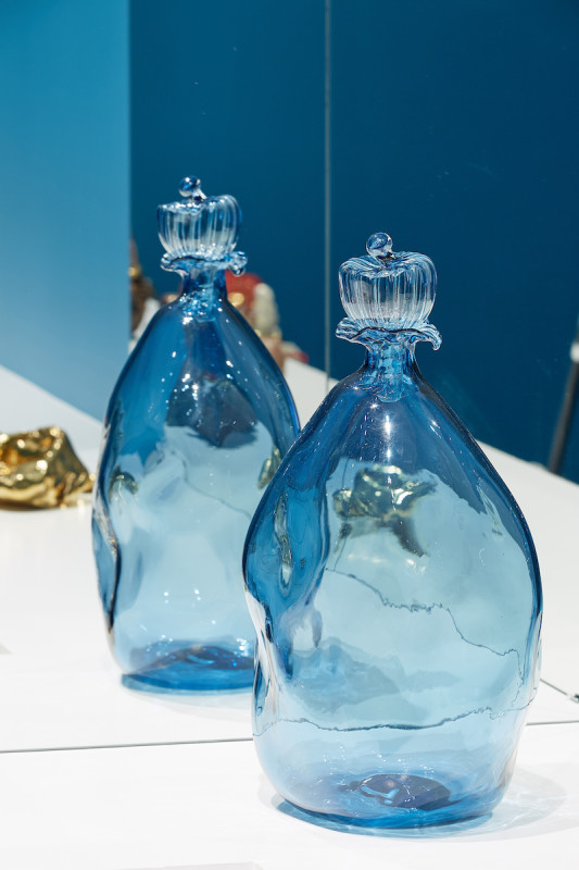 EGILL SÆBJÖRNSSON, Glúbbmaster, (Perfume Bottle), 2017