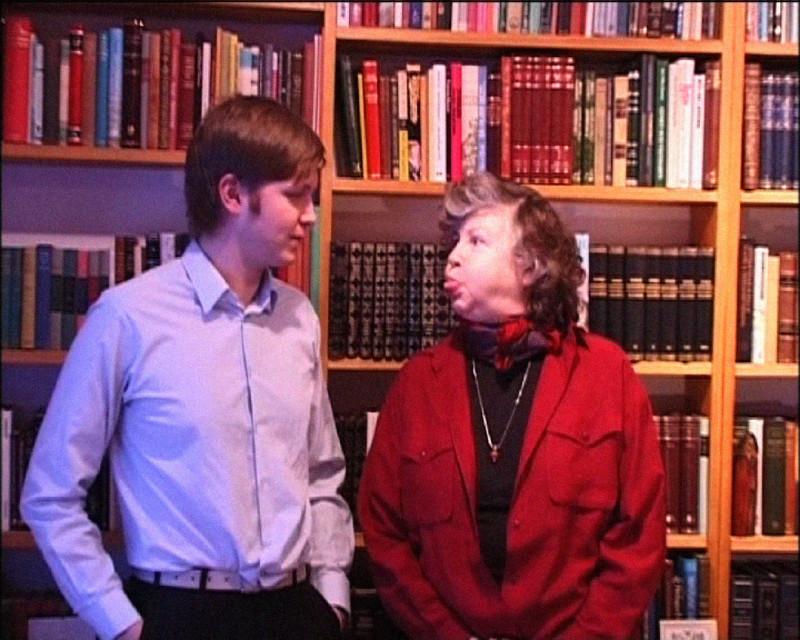 RAGNAR KJARTANSSON, Me and my Mother 2000, 2000