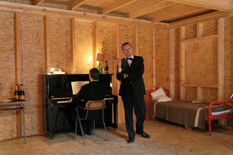 RAGNAR KJARTANSSON, Schumann Machine, 2008