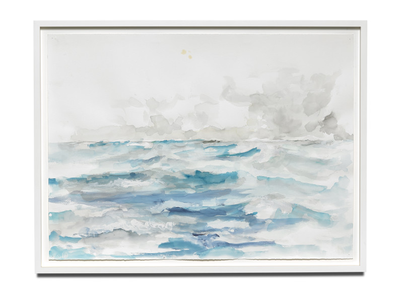 RAGNAR KJARTANSSON, Omnipresent Salty Death, 2015