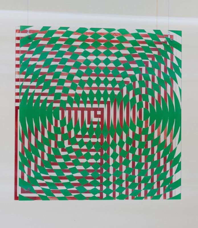 Eyborg Guðmundsdóttir, Untitled, 1974