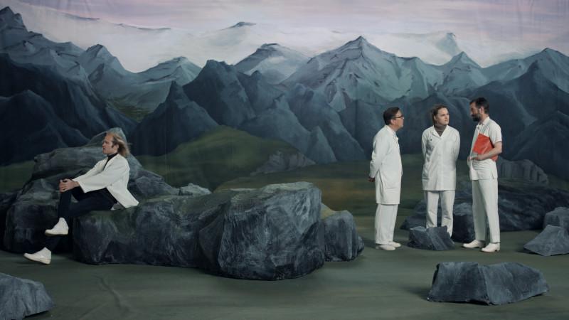 RAGNAR KJARTANSSON, Figures in Landscape (Friday), 2018