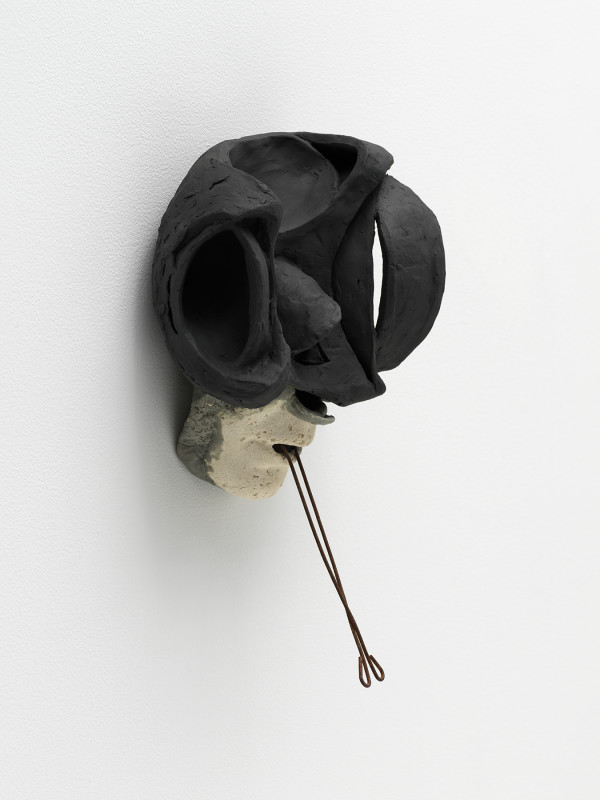 B. INGRID OLSON, Kiss the architect on the mouth, 2018