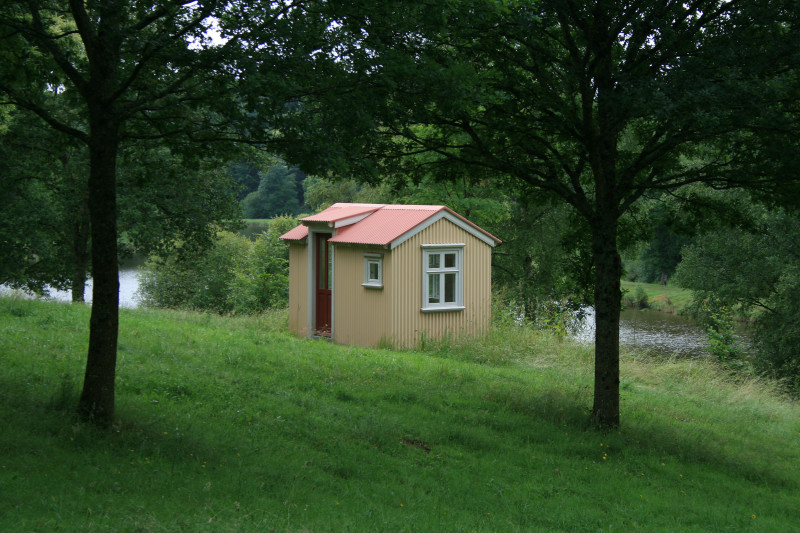 HREINN FRIÐFINNSSON, House Project, Second House, 2008