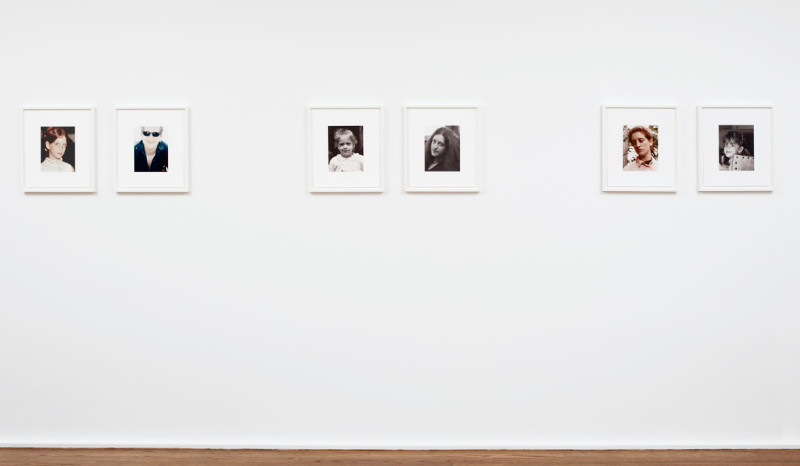 RONI HORN, a.k.a. (GROUP III), 2008-09
