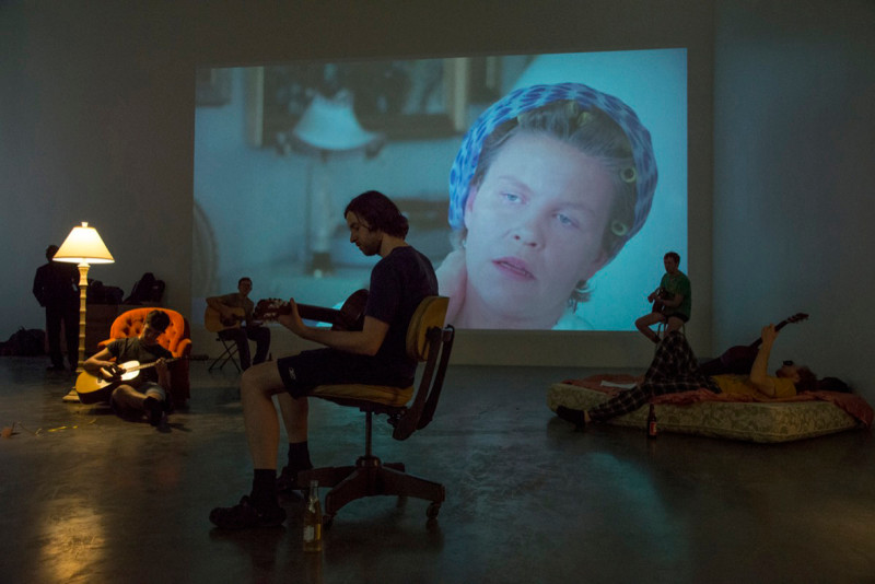 RAGNAR KJARTANSSON, Take Me Here By the Dishwasher: Memorial for a Marriage, 2011 / 2014