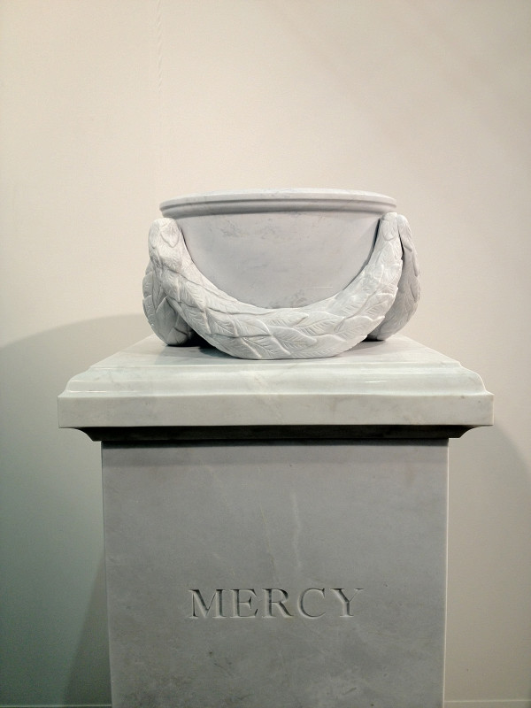 RAGNAR KJARTANSSON, Untitled (memorial), 2012