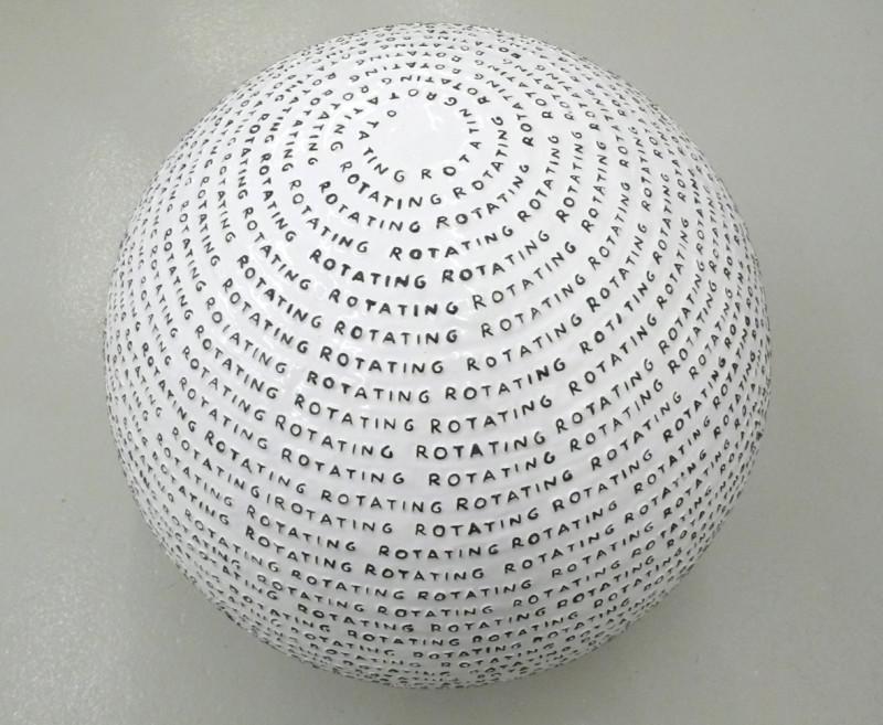 SIGURÐUR GUÐMUNDSSON, Rotating, 2007