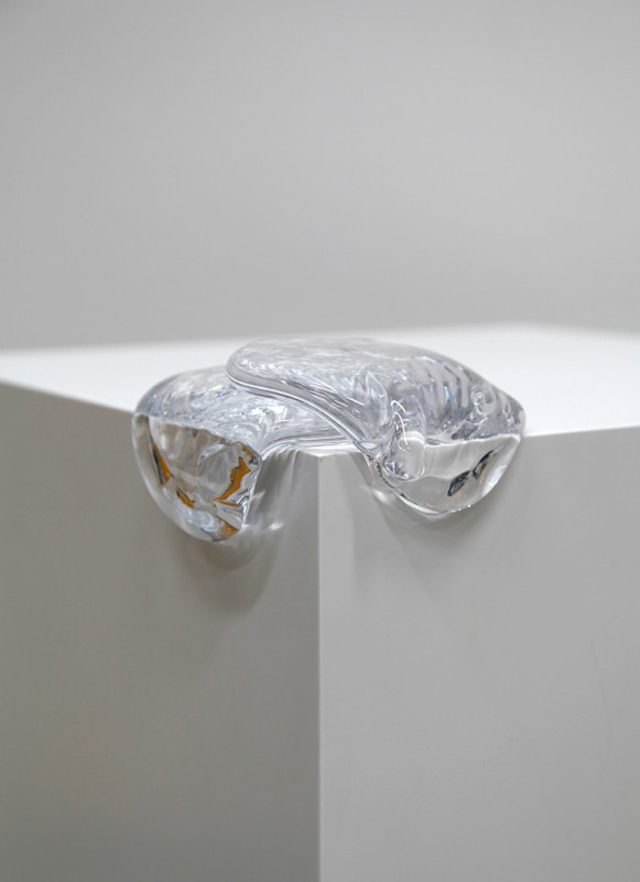 KARIN SANDER, Glass Piece 74, 2017