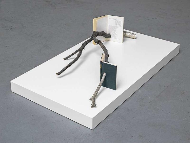 ALICJA KWADE, Wandel durch Inhalt (Die Funktion des Unbewussten / hermetische Symbolik), 2014