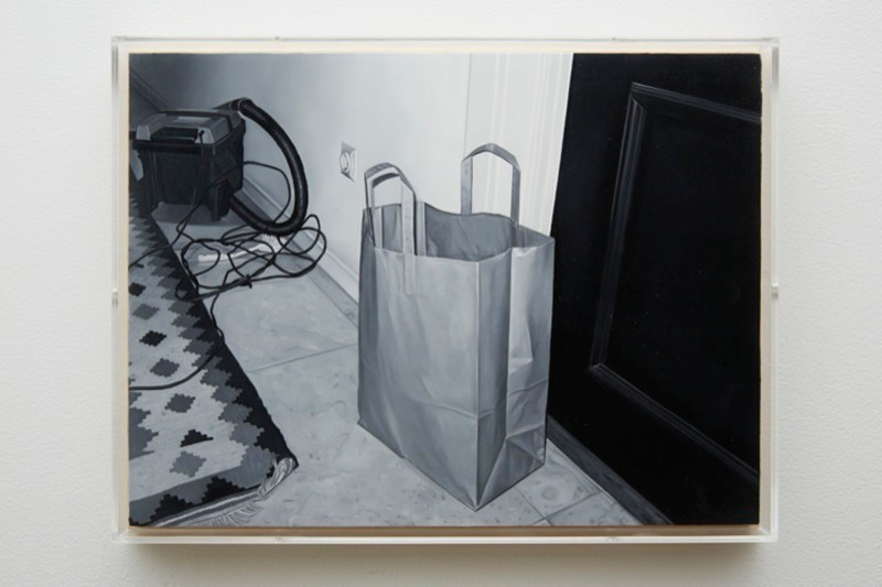 JAMES WHITE, Bag, 2014