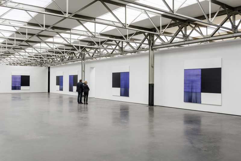 CALLUM INNES, Callum Innes: I'll Close my Eyes, 2016