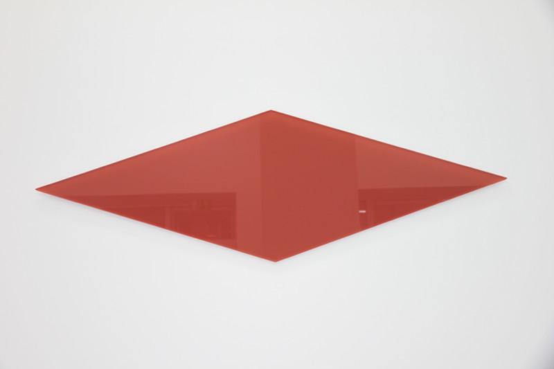 ÞÓR VIGFÚSSON, Untitled (RAL 3016), 2010