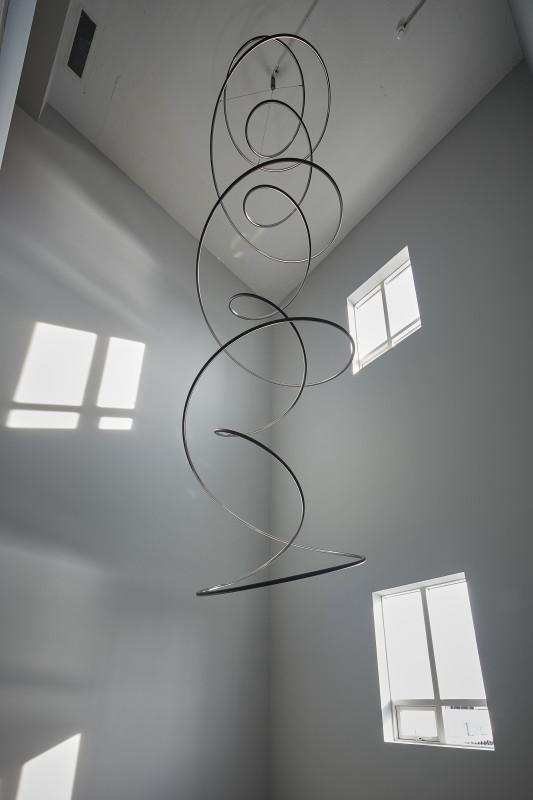 ÓLAFUR ELÍASSON, Your uplifting spiral, 2017
