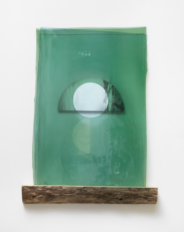 ÓLAFUR ELÍASSON, Submergent reflection, 2017