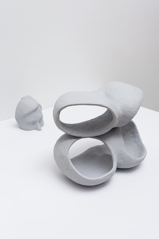 B. INGRID OLSON, Body Parsed, Three Rooms, 2018